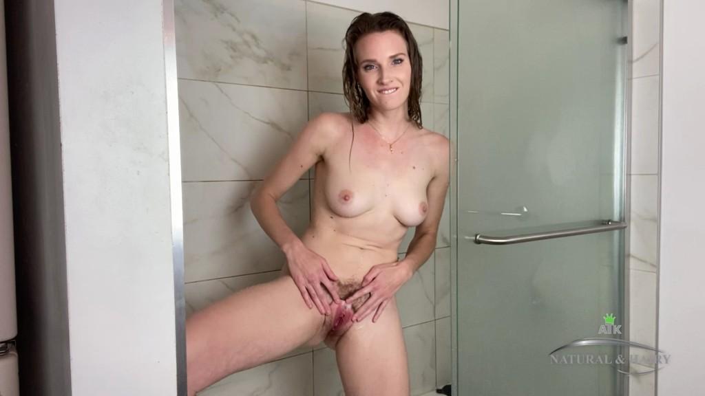 ATKHairy 20 04 15 Ashley Lane Shower XXX 1080p MP4-KTR