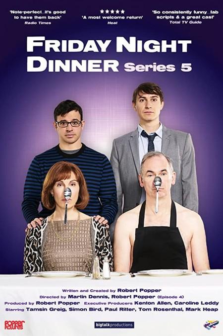Friday Night Dinner S06E04 Dads Birthday 720p HDTV x264-KETTLE