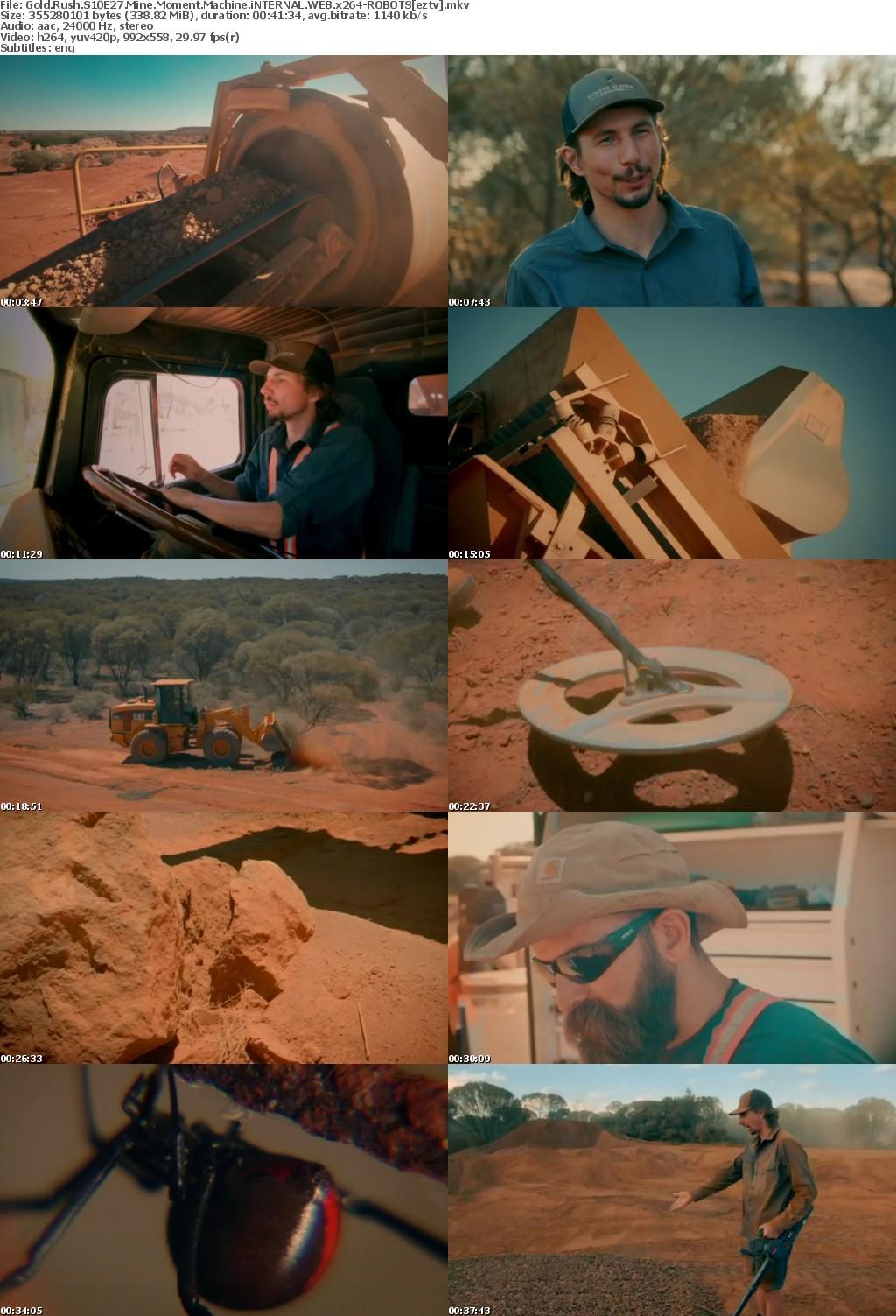 Gold Rush S10E27 Mine Moment Machine iNTERNAL WEB x264-ROBOTS
