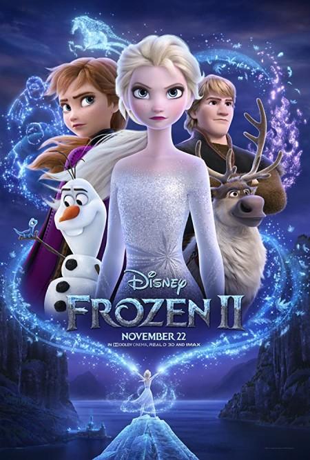 Frozen II (2019) 1080p BluRay AC3 x264-MRSK
