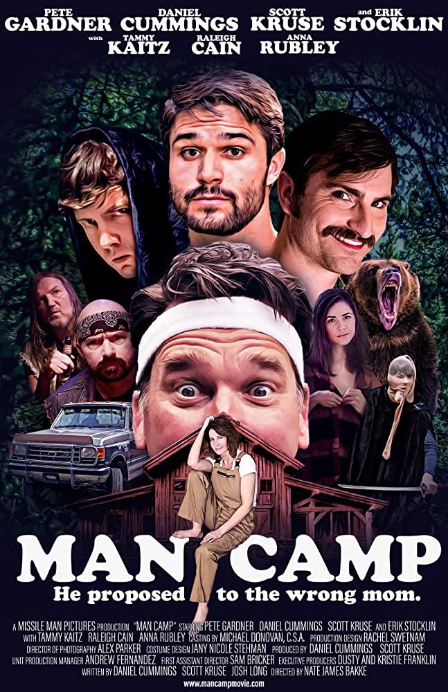 Man Camp 2019 HDRip XviD AC3-EVO