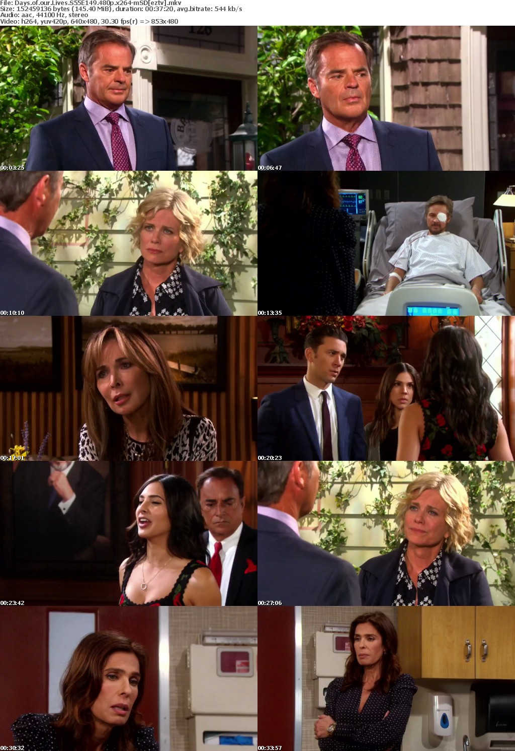 Days of our Lives S55E149 480p x264-mSD
