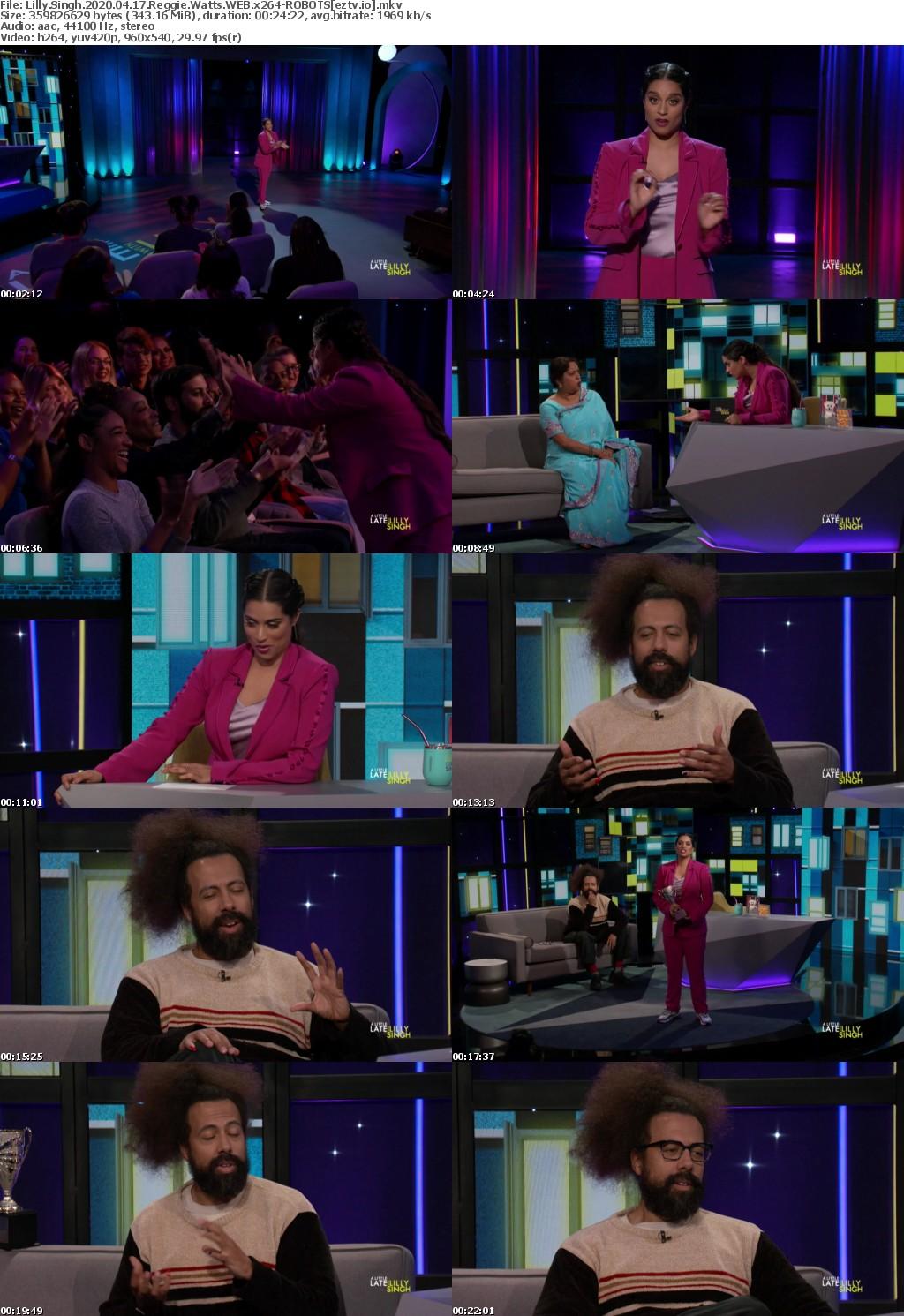 Lilly Singh 2020 04 17 Reggie Watts WEB x264-ROBOTS