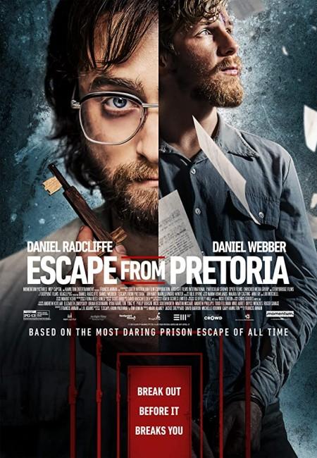 Escape from Pretoria 2020 BRRip XviD-ETRG