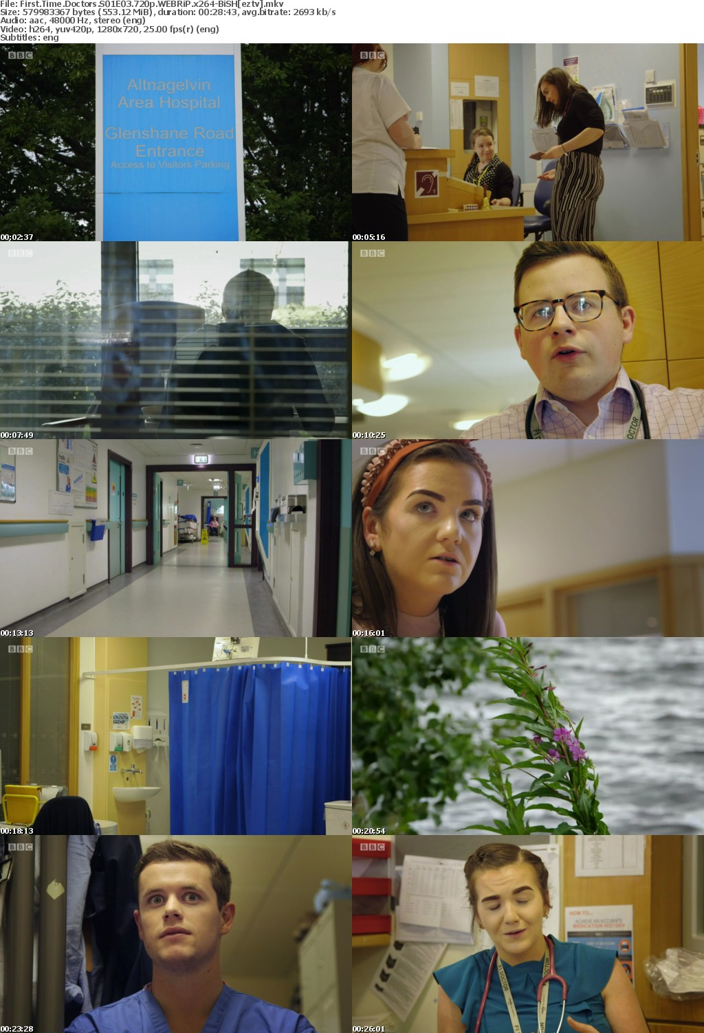 First Time Doctors S01E03 720p WEBRiP x264-BiSH