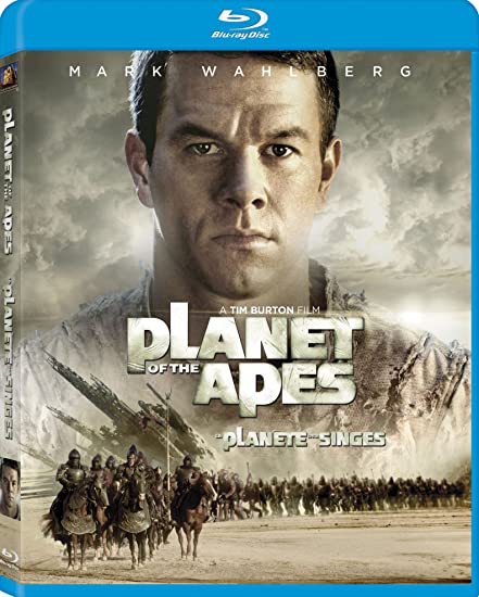 Planet of the Apes (2001) 720p BluRay x264 Dual Audio Hindi DD5.1 English D ...