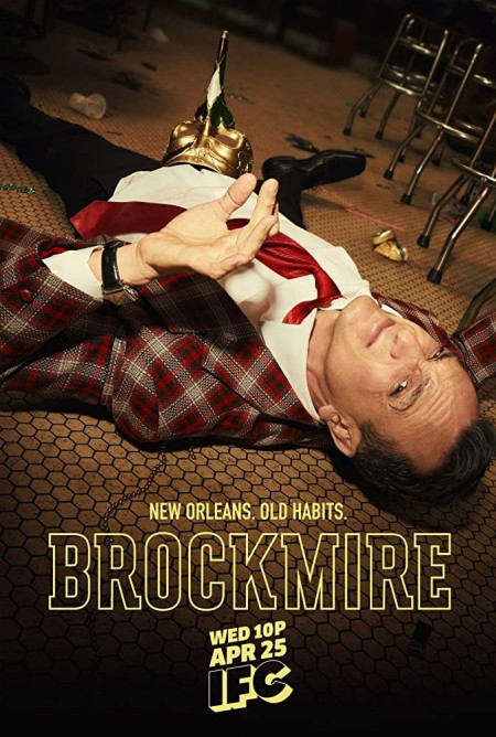 Brockmire S04E03 Low and Away 720p AMZN WEB-DL DDP5 1 H 264-NTb