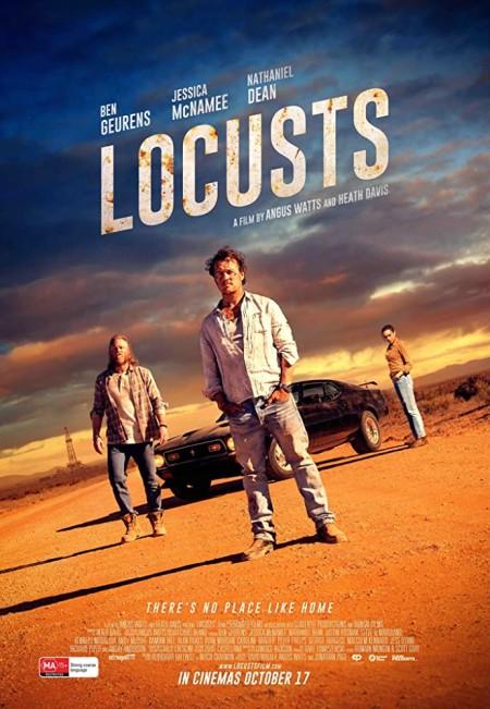 Locusts 2019 720p WEBRip 800MB x264-GalaxyRG
