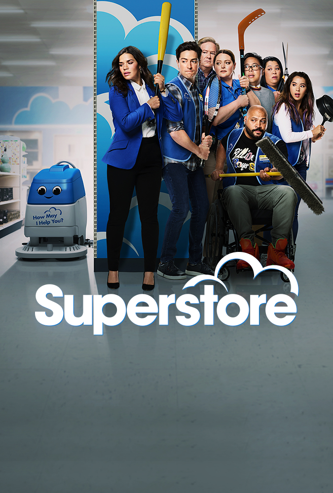 Superstore S05E04 REPACK Mall Closing 720p AMZN WEB-DL DDP5 1 H 264-NTb