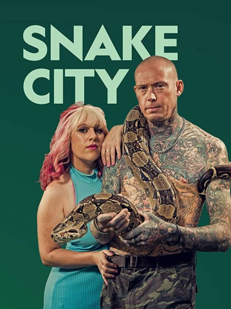 Snakes in the City S06E06 720p HDTV x264-EHD