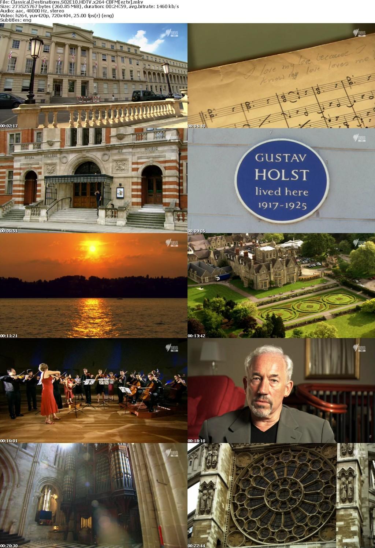 Classical Destinations S02E10 HDTV x264-CBFM