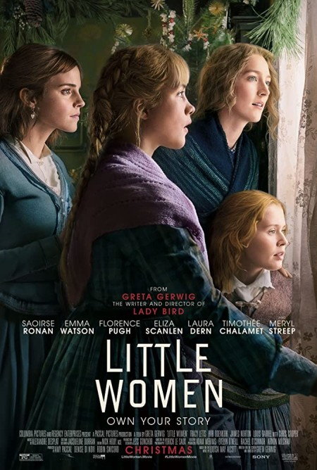 Little Women (2019) 720p Bluray Org Dual Audio Hindi +English 1 35 GB DD-5 1 MSub x264 - Shadow