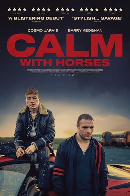 Calm With Horses 2020 HDRip XviD AC3-EVO