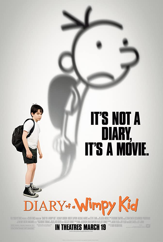 Diary of a Wimpy Kid (2010) [720p] [BluRay] [YTS MX]