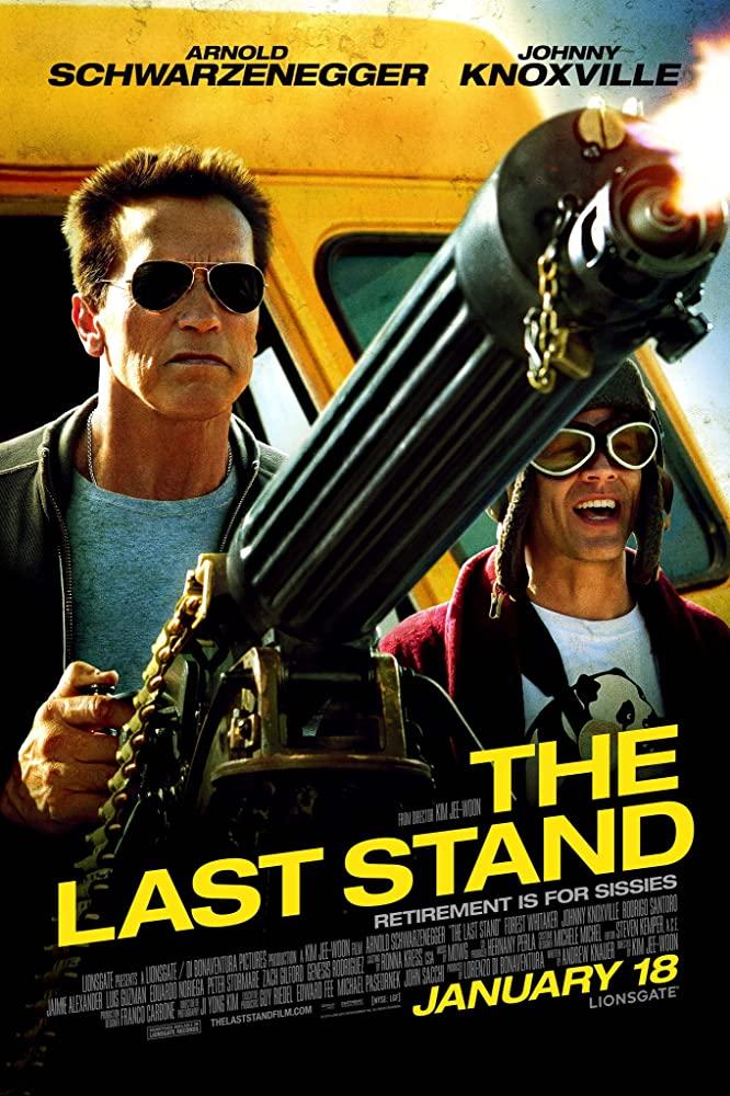 The Last Stand 2013 1080p BluRay x265-RARBG