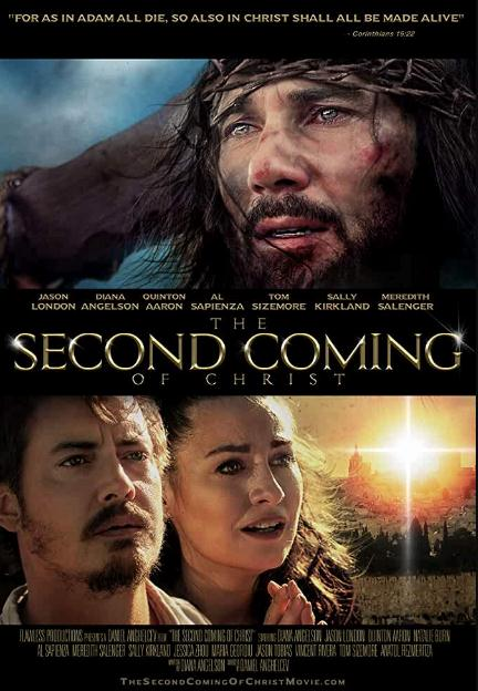 Second Coming of Christ 2018 720p AMZN WEBRip 800MB x264-GalaxyRG
