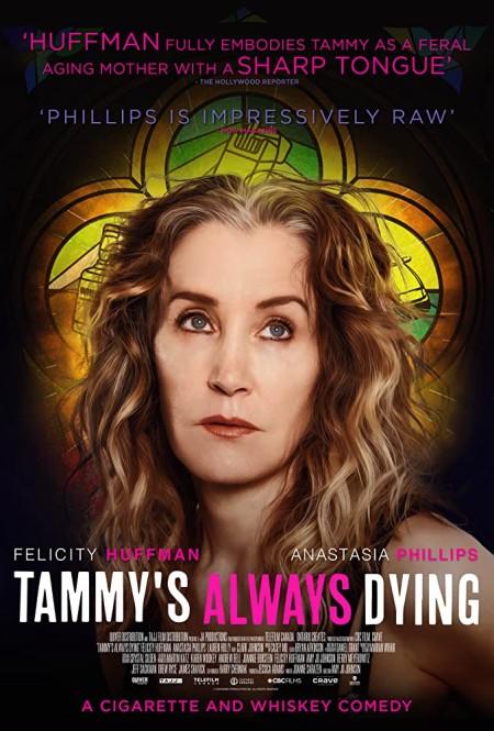 Tammys Always Dying 2020 1080p WEB-DL H264 AC3-EVO