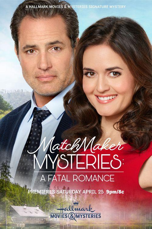 Matchmaker Mysteries A Fatal Romace 2020 720p HDTV 800MB x264-GalaxyRG
