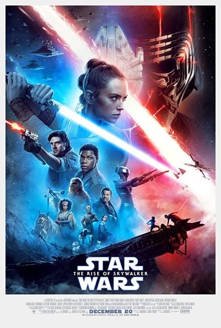 Star Wars Episode IX The Rise of Skywalker 2019 720p BluRay 10bit HEVC Hind ...
