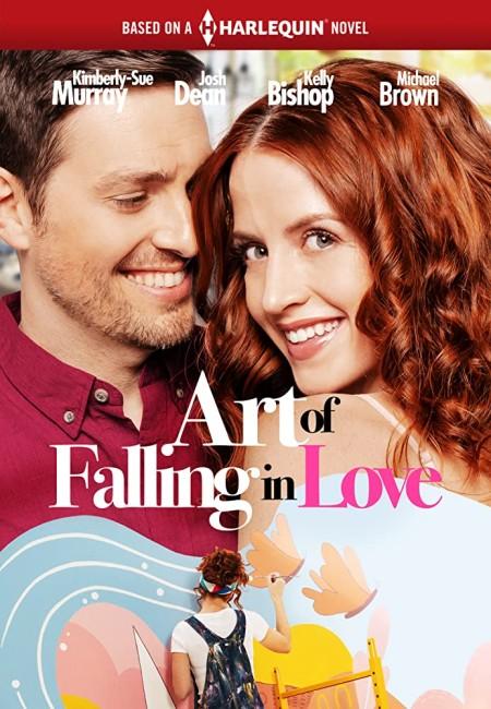 Art of Falling in Love 2019 720p AMZN WEBRip 800MB x264-GalaxyRG