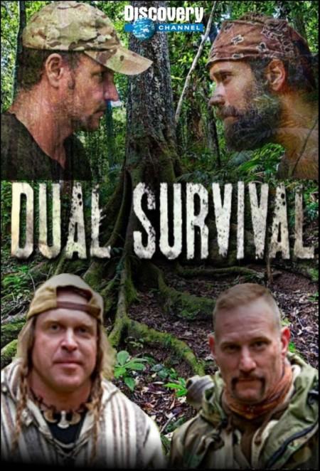 Dual Survival S01E05 Panic in the Jungle WEB x264-APRiCiTY