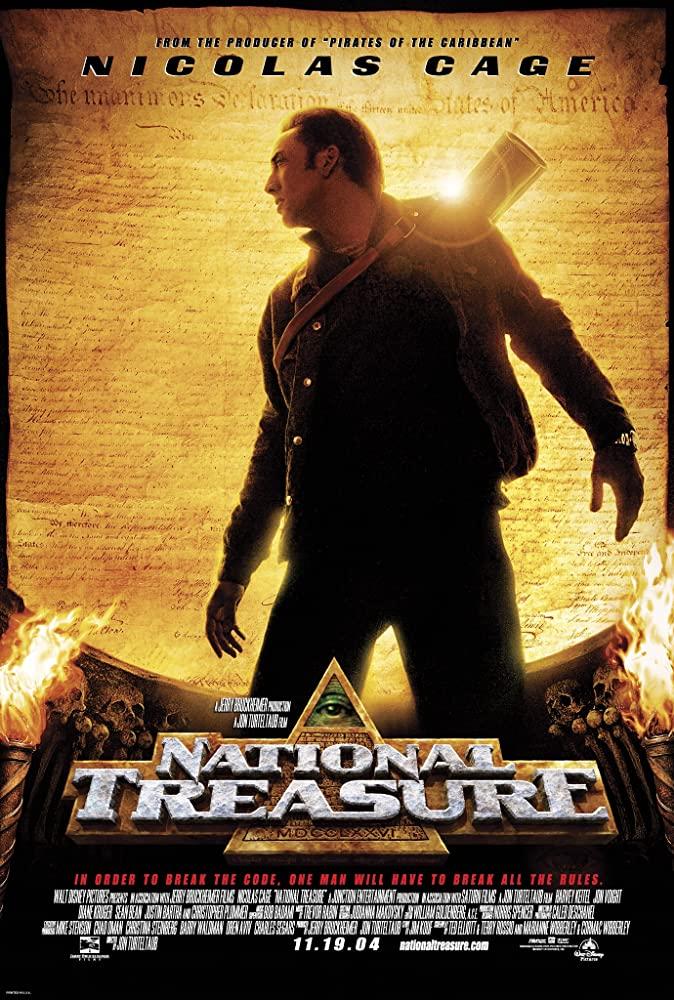 National Treasure (2004) [720p] [BluRay] [YTS MX]