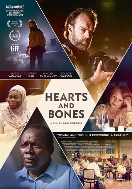 Hearts And Bones (2019) HDRip XviD AC3-EVO