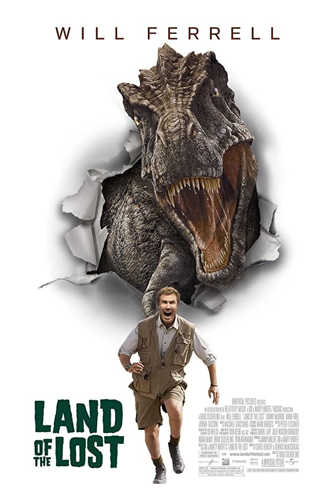 Land of the Lost 2009 1080p BluRay x265-RARBG