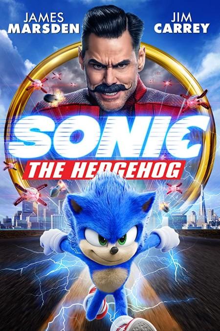 Sonic the Hedgehog 2020 BDRip x264-GECKOS