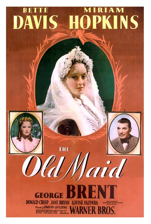 The Old Maid 1939 WEBRip XviD MP3-XVID