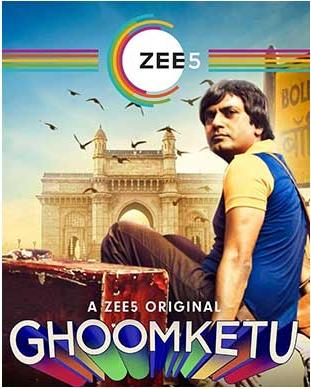 Ghoomketu 2020 Hindi 720p WEBRip x264 AAC ESubs - LOKiHD - Telly