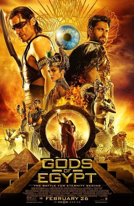 Gods of Egypt (2016)Mp-4 X264 Dvd-Rip 480p AACDSD