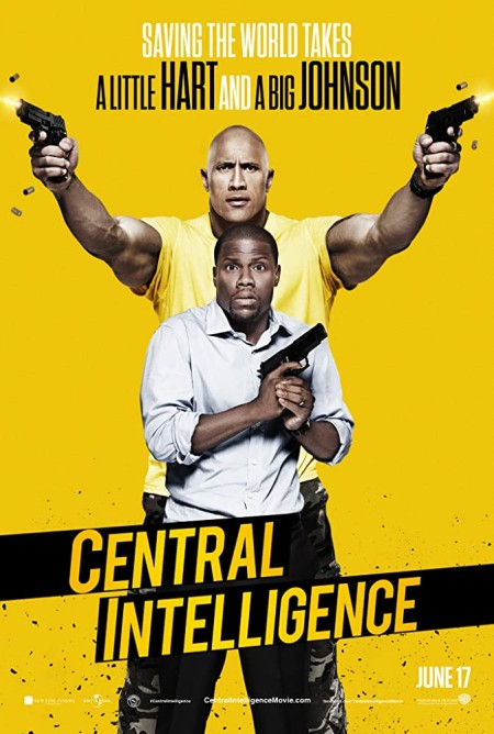 Central Intelligence (2016)Mp-4 X264 Dvd-Rip 480p AACDSD