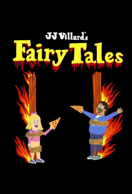JJ Villards Fairy Tales S01E03 Little Red Riding Hood 480p x264-mSD