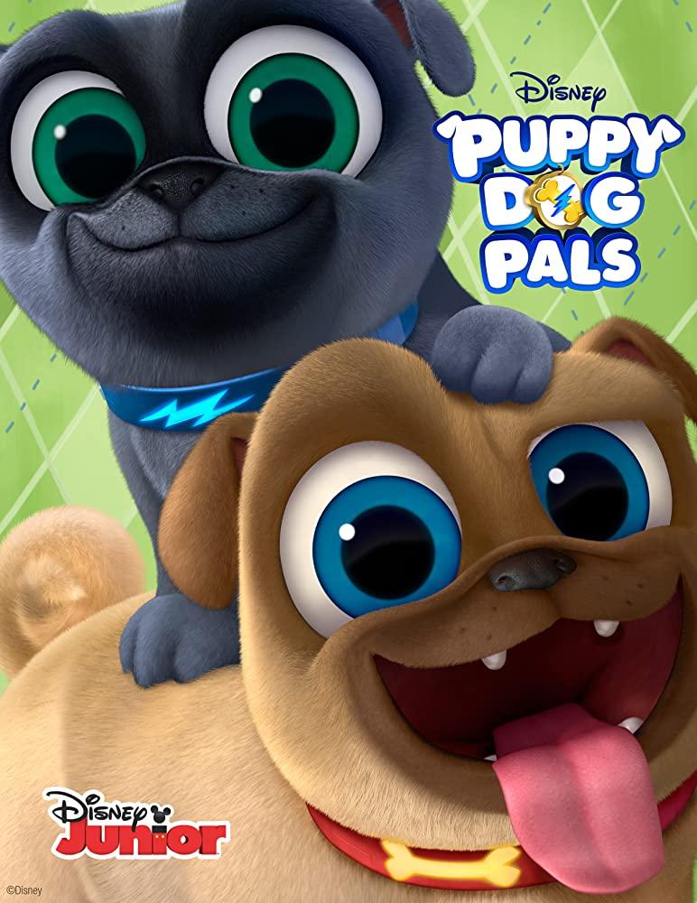 Puppy Dog Pals S03E01 720p HDTV x264-W4F