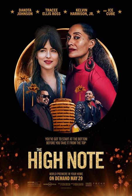The High Note 2020 1080p WEBRip 1400MB DD5 1 x264-GalaxyRG