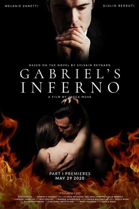 Gabriels Inferno 2020 1080p WEBRip 1400MB DD5 1 x264-GalaxyRG