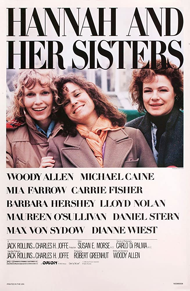 Hannah and Her Sisters (1986) [720p] [BluRay] [YTS MX]