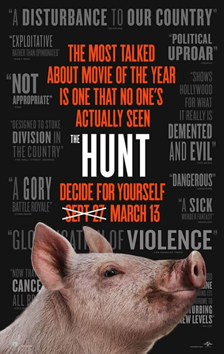 The Hunt 2020 720p BRRip XviD-REAPER