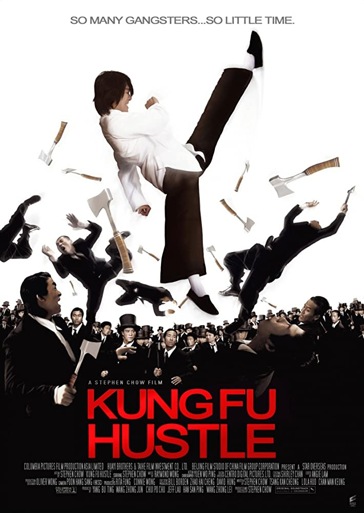 Kung Fu Hustle 2004 1080p BluRay H264 Daul Audio AC3 DD5 1 Will1869