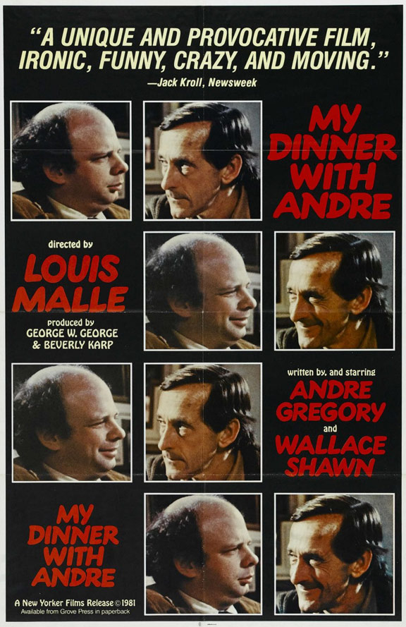 My Dinner with Andre (1981) [720p] [BluRay] [YTS MX]