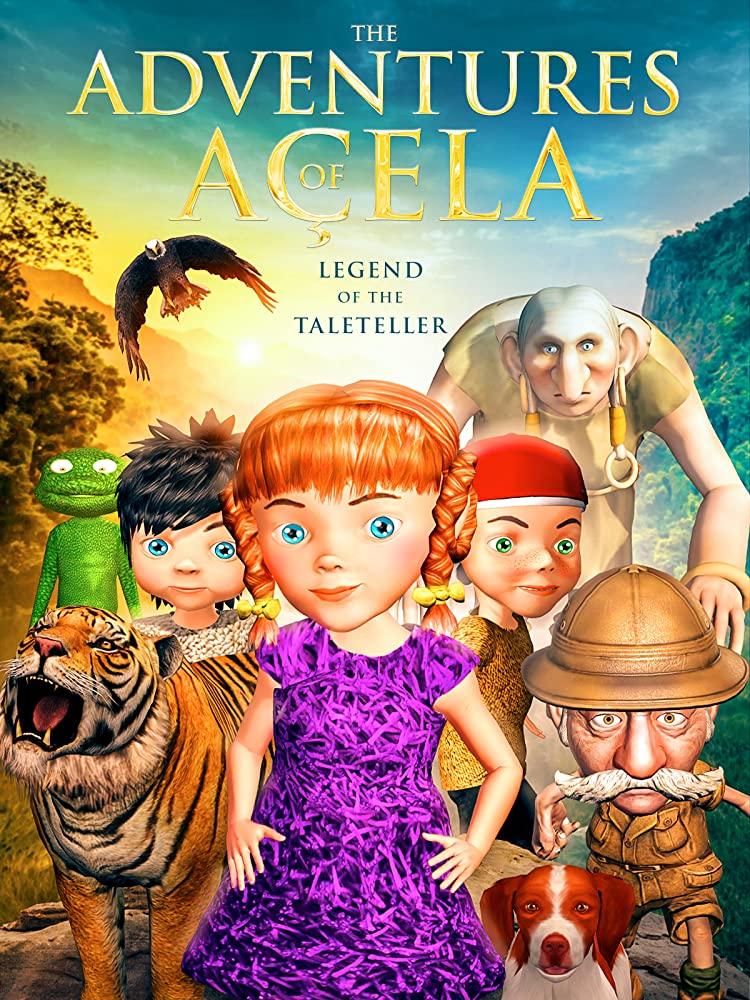 The Adventures of Aela (2020) [1080p] [WEBRip] [YTS MX]