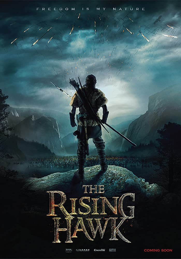 The Rising Hawk 2019 720p WEBRip X264 AAC 2 0-EVO
