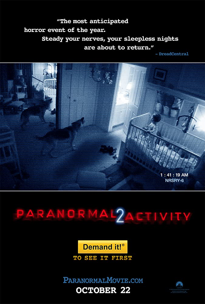 Paranormal Activity 2 2010 UNRATED 1080p BluRay x265-RARBG