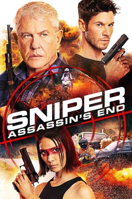 Sniper Assassins End 2020 720p BluRay 800MB x264-GalaxyRG