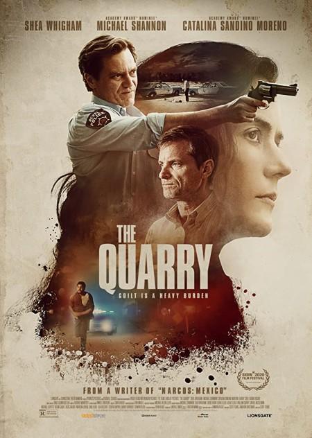 The Quarry (2020) 1080p BluRay 1400MB DD5.1 x264-GalaxyRG