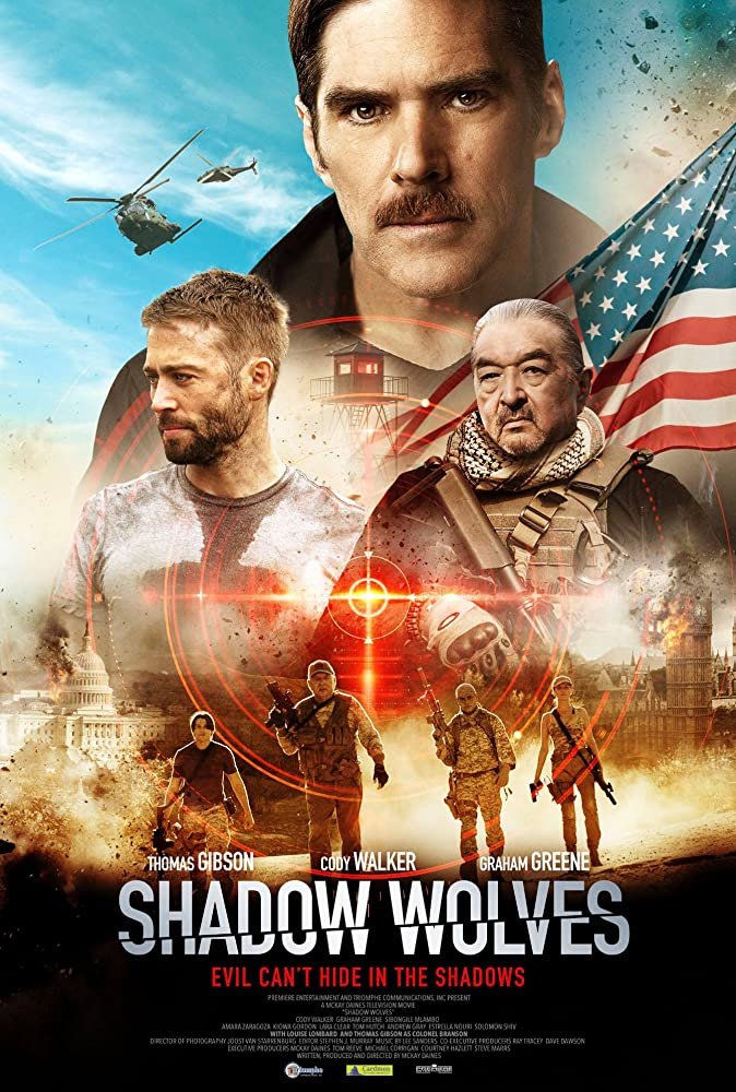 Shadow Wolves (2019) [1080p] [BluRay] [YTS MX]