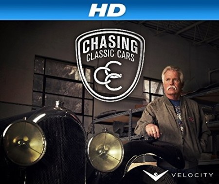 Chasing Classic Cars S08E08 Auburns Have More Fun WEB H264-EQUATION
