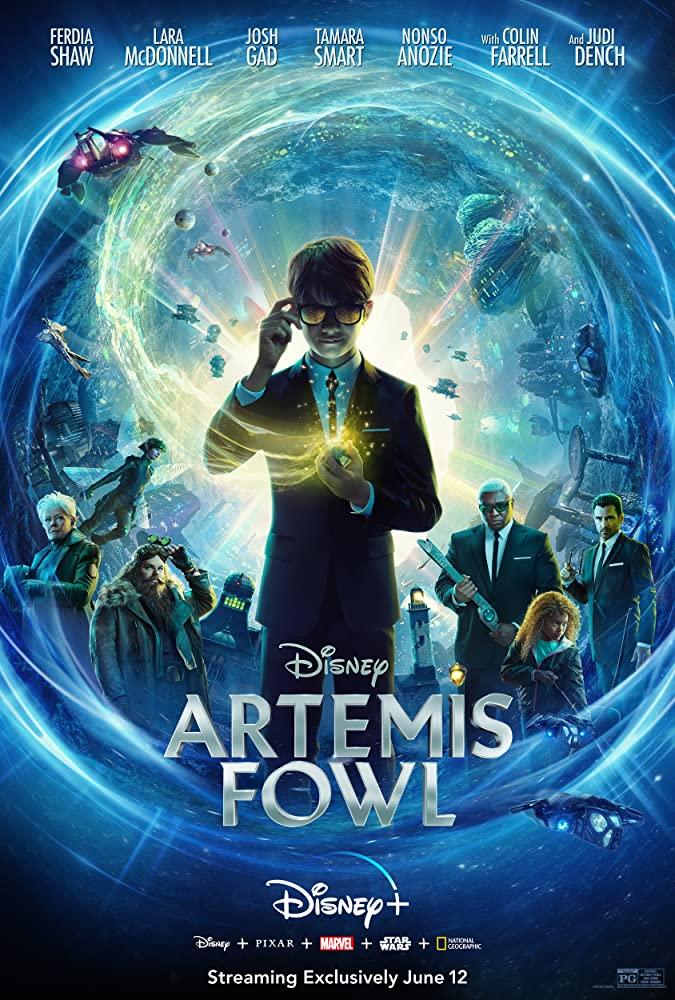 Artemis Fowl 2020 720p V2 DSNP WEB-DL DDP5 1 H 264-CMRG