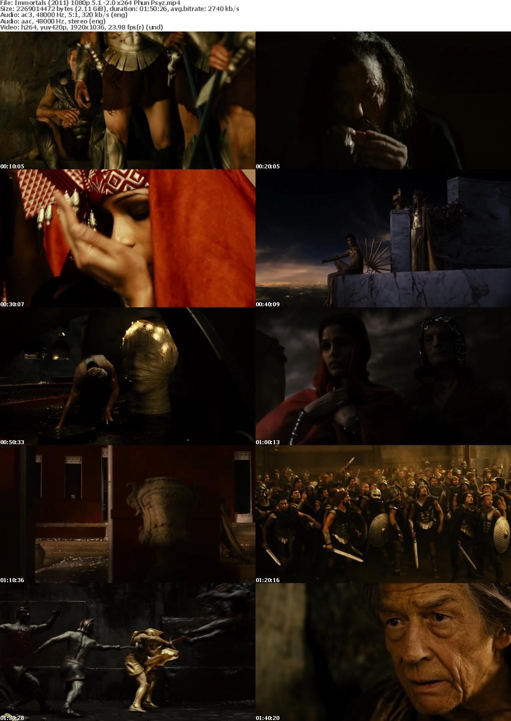 Immortals (2011) 1080p BRRip 5.1 -2.0 x264-Phun.Psyz